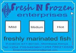 Looking for distributors for seafood