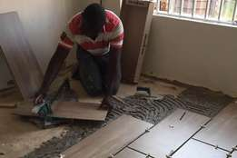 Tiler and painting company in Pretoria east