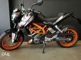 KTM Duke 390 Brand new 2016 bike Finance available for those who need