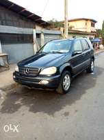 Benz ML320 Tokunbo Very Clean 2004 Model Perfectly Condition Lagos