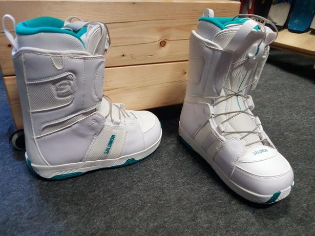 Buty snowboardowe Salomon linea 23 cm 37.5 eu Nowe wysyłka