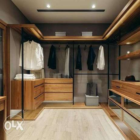 Dressing room designer دريسنج روم