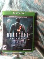 Murdered Soul Suspect ( Xbox One )
