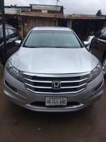 registered 2010 model Honda Accord crosstour