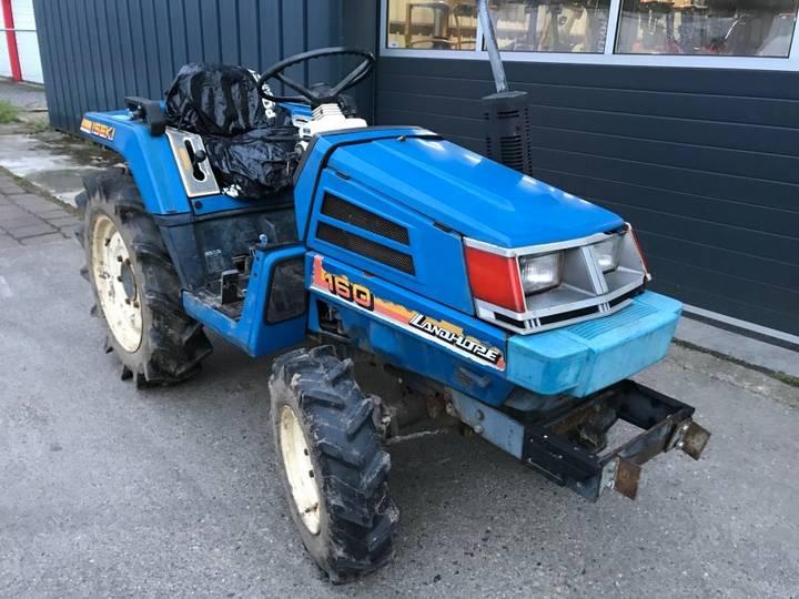 Iseki TU160 4WD minitractor