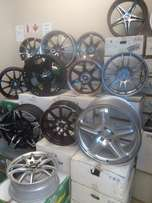 Wide Selection of Rims to chose from