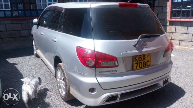 Quick sale!!! Nissan wingroad rider Thika - image 5