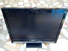 22inches Sumsung Monitor with inbuilt camera