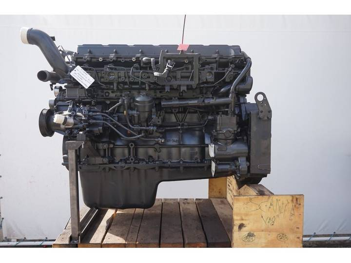 MAN D2066LF40 EURO5 440PS - 2011