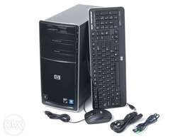 Hp tower desktop Pc