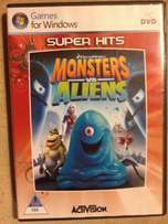 PC Monsters vs Aliens