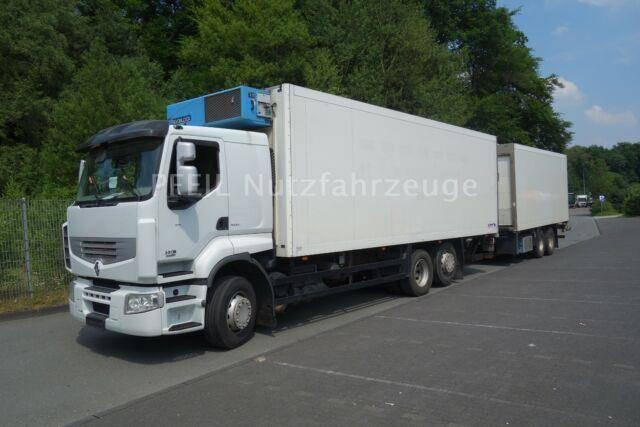 Renault Premium 380 DXI EEV Kühlzug Lenk+Lift Schmitz - 2011