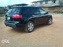 2009 acura MDX first body