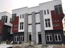 fast selling tastefuly finish 52 units semi detached duplex wit C of O