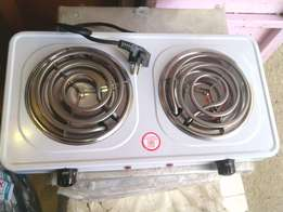 quality double hot plates.