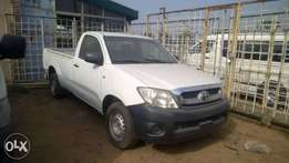 clean single cabin toyota hilux for sale