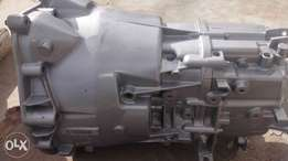 BMW 525 gearbox and engine parts