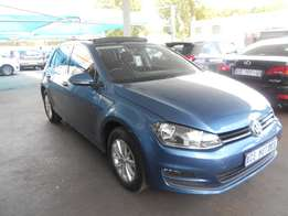 2016 VW Golf 7 1.2 TSI Trend For sale for R 265000