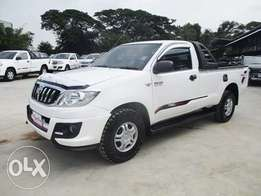 2011 Toyota Hilux Single cab KCP number