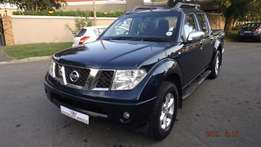 2007 Nissan Navara 2.5 dCi in good condition