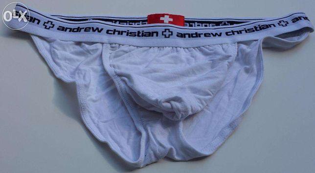 2410db77e19877 Andrew Christian Majtki Slipki typu Tanga Wrocław Krzyki • OLX.pl