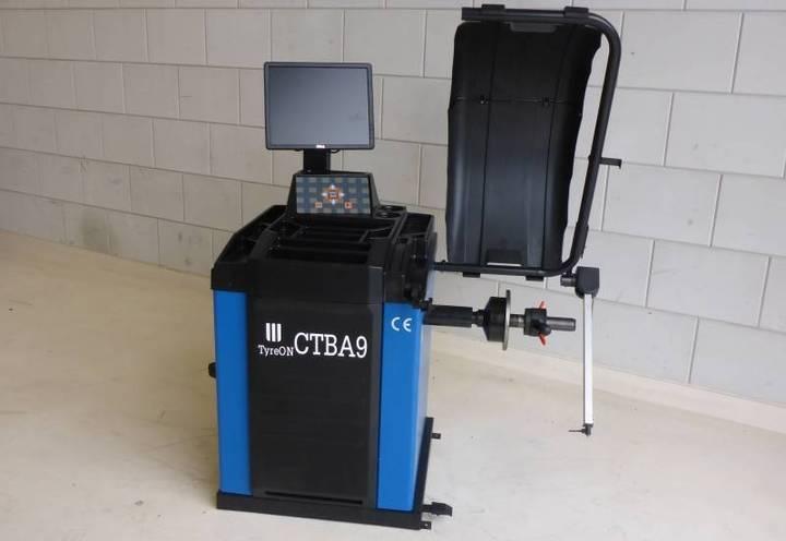 TyreOn Ctba9 10 - 24 Inch Wheel Balancer 9 - Programs - 2019