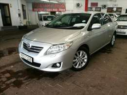 2009 Toyota Corolla 1.8 Exclusive AUTOMATIC,only 108000km, FSH, E/W