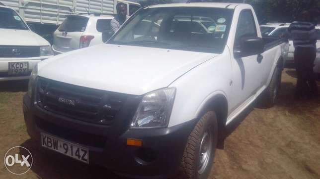 Isuzu Dmax local for quick sale Thika - image 1