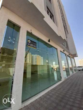 Shop for rent in Ghala (814 bld) chose your size