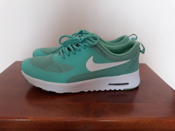 Nike Miętowe Buty OLX.pl