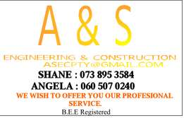 A & S engineering and construction