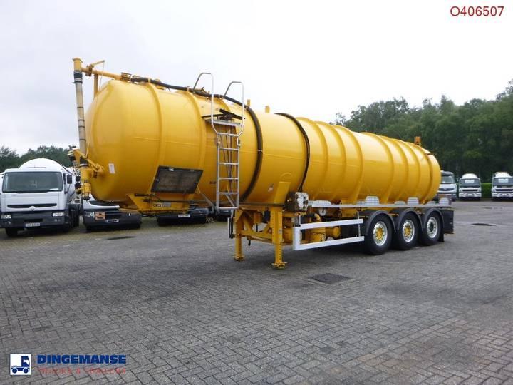 Clayton Vacuum tank alu 29.5 m3 / 1 comp - 2007