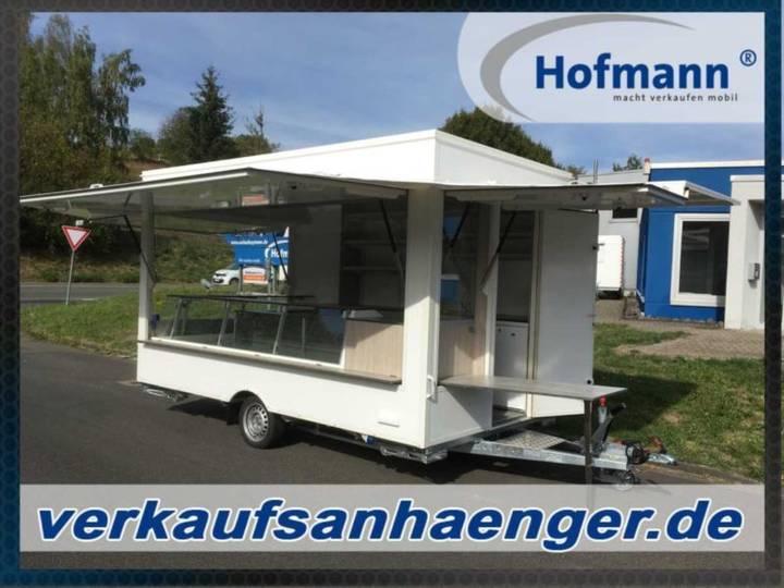 Hofmann anhänger 400x230x230 verkaufsanhänger
