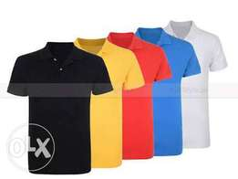 Polo Plain shirts in bulk wholesale price