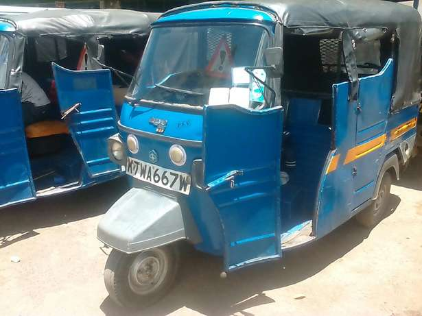 piaggio tuktuk nakuru(quick sale urgently) Nakuru East - image 1