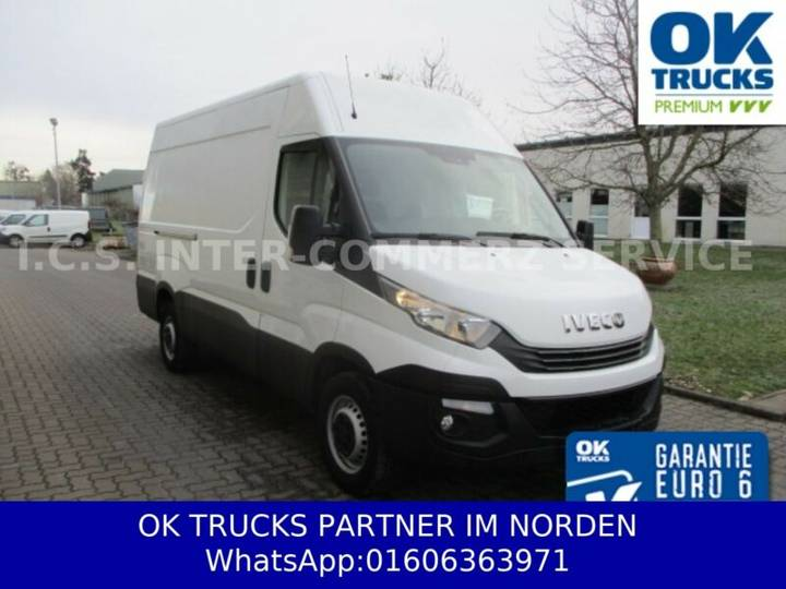 Iveco Daily 35S14A8V AHK TOP RATE 315- € - 2017