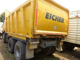 Eicher Terra 25 Tipper