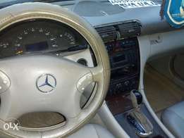 Very clean Mercedes benz c240 for sale