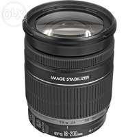 Canon EF-S 18-200mm f/3.5-5.6 IS Standard Zoom Lens for Canon
