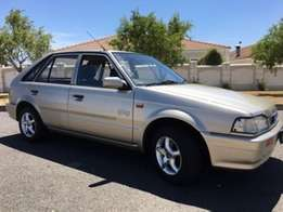 R13000.Mazda 323 Manual, 1.3 litres For sale