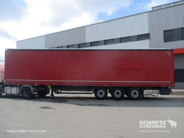 Schmitz Cargobull Semitrailer Curtainsider Standard - 2014 - image 12