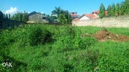 A prime plot of 60ft*100ft for sale in shanzu