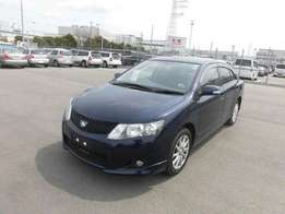 Toyota allion navy blue