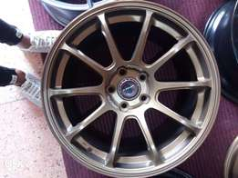 F power alloy rims made in thailand