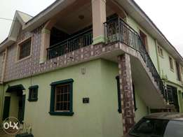 Lovely Newly Built Mini Flat with Wardrobe at Egan-Igando for 170K