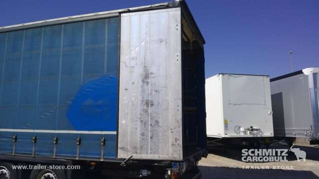 Schmitz Cargobull Semiremolque Lona Mega Trampilla de carga - 2013 - image 5