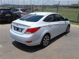 Hyundai Accent 1.6 GLS for sale