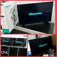 40 inches led digital and Satellite Hisense flat screen