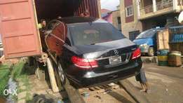 JUST Arrived Tokunbo 2014 MERCEDES-BENZ E350 4Matic