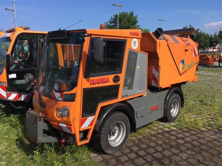 Hansa Apz 1003 H - 2007